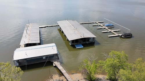 Lakeside Campground's Marina
